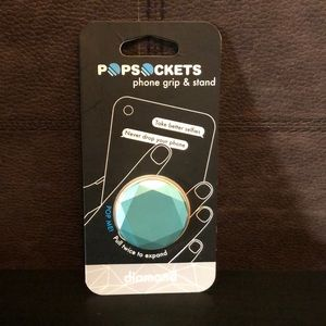 Brand new Diamond cut Popsocket